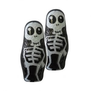 Esqueletos de chocolate