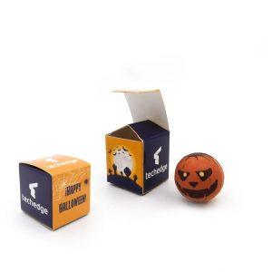 caja calabaza chocolate